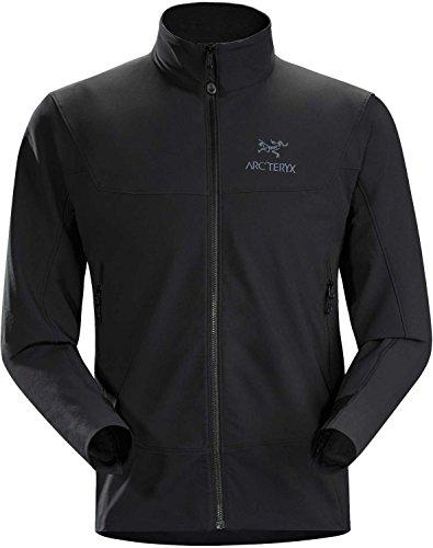 Arc'Teryx Men's Gamma LT Jacket, Black, Large