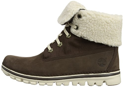 Brown dark Brown Boots Rolltop Timberland Brookton Women's Earthkeepers BY0WpY7qX