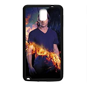 Supernatural handsome man Cell Phone Case for Samsung Galaxy Note3