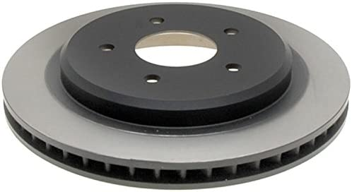 ACDelco 18A949 Professional Rear Passenger Side Disc Brake Rotor Assembly