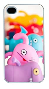 stylishcovers Funny Toys PC White Case for iphone 4/4S