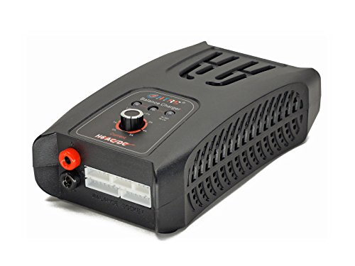 H6 AC/DC 2S-6S (5Amps, 50Watts): LiPo, LiFe, NiMH, NiCd AC/DC Balancing Battery Charger w/ Deans T-Plug, Futaba Rx, JST & Alligator Clips (HT-0082)
