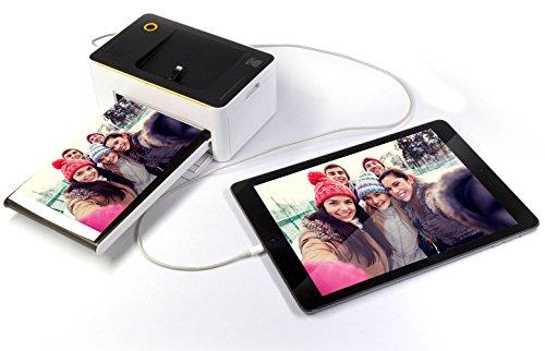 Kodak Printer, Premium Quality Color Prints - w/iOS Android