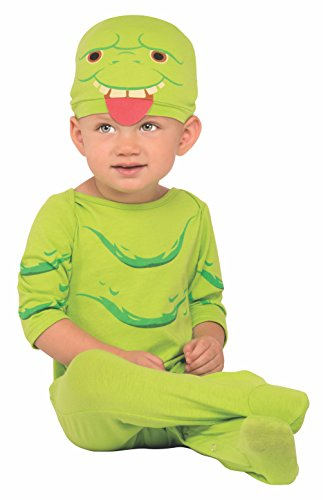 Rubie's Baby Ghostbusters Classic Slimer Jumper, As Shown, 0-6 -