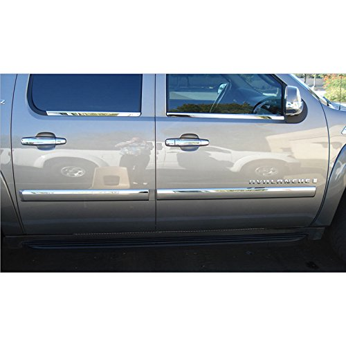 Upgrade Your Auto Body Side Molding Trim for 07-10 Chevy Avalanche/Suburban