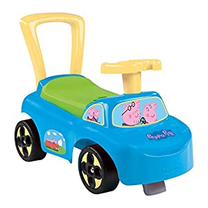 Smoby Peppa Pig Car Ride...