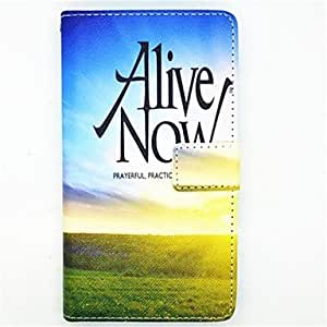 WQQ Teléfono Móvil Samsung - Carcasas de Cuerpo Completo - Diseño Especial - para Samsung Galaxy Note 4 ( Multi-color , Plástico/Cuero PU )