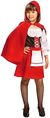 My Other Me Me-200693 Disfraz de Caperucita para niña, 3-4 años ...