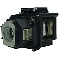 Lutema ELPLP47-L02 Epson ELPLP47 V13H010L47 Replacement DLP/LCD Cinema Projector Lamp, Premium