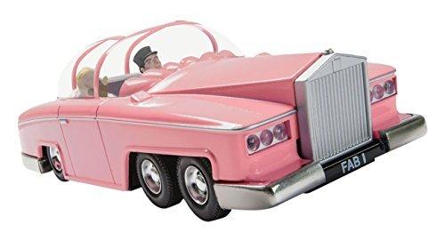 Corgi Thunderbirds Lady Penelope's Fab 1 Diecast Model Car Set Including Parker & Lady Penelope Figures by Corgi ()