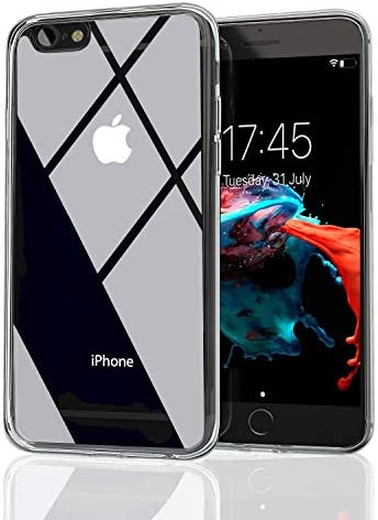 iPhone Transparent Bumper Protection Compatible product image