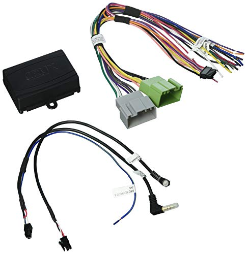 Factory Amp Interface with Wire Harness Cable Plug /& Antenna Adapter Fits Volvo 850 S40 S60 S70 S80 S90 C70 V40 V70 XC70 XC90