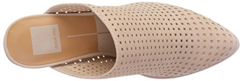 Kelso Nubuck Sand Perforated Mule Women's Vita Dolce q18v1