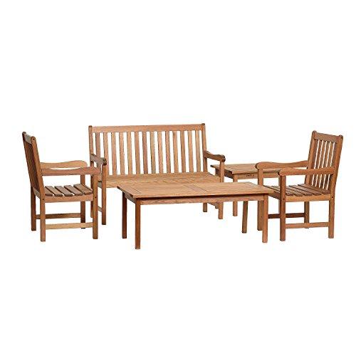 Amazonia Milano 5-Piece Seating Set