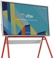 Vibe All-in-one Computer Real-time Interactive Whiteboard, Video Conference Collaboration, Robust App Ecosyste