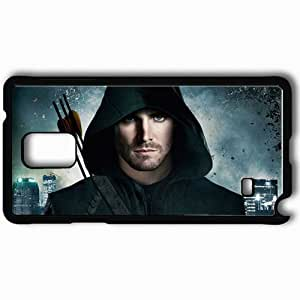 Personalized Samsung Note 4 Cell phone Case/Cover Skin Arrow Black