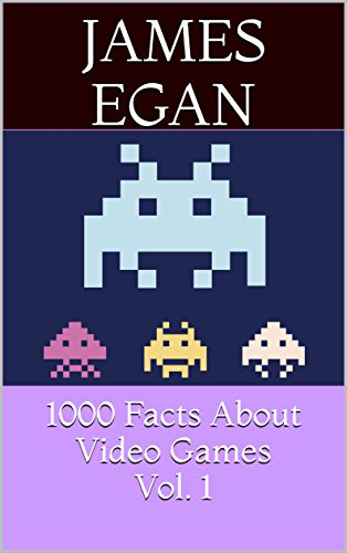1000 Facts About Video Games ebook product image