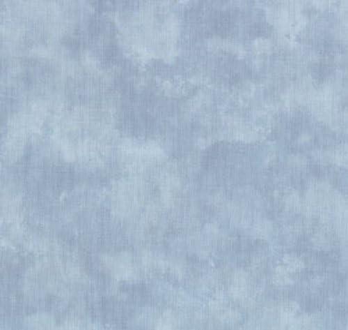 Moda Marble Quilt Fabric Blue Fat Quarter