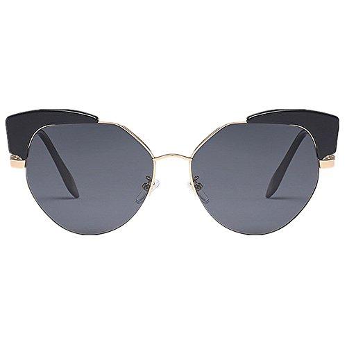 Ultravioleta Las Gato polarizadas Lentes protección de Sol de de del la conducción Tonos de Mujeres Moda Vacaciones Las de Gafas agraciadas Sol de Color los de para Negras Proteccion de de Gafas Ojos gpBqvwZ