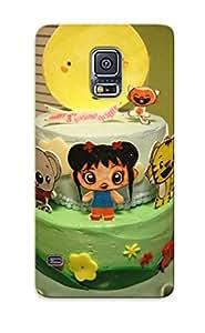 Galaxy S5 Case Cover The Cartoon Ni Hao Kai Lan Case - Eco-friendly Packaging