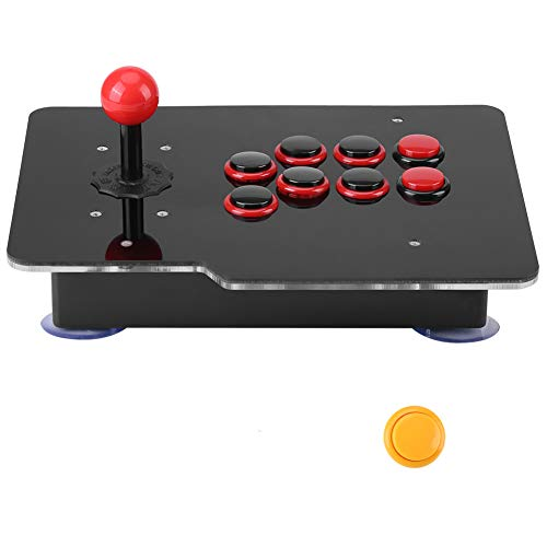 Joystick USB Stick Buttons Controller Control Device for PC Computer Arcade Game ()