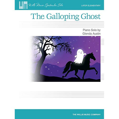 The Galloping Ghost (Later Elem Level) Willis Series by Glenda Austin, Pack of 3 ()