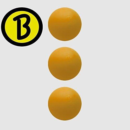 3 pieza oso corazón Magic Ball Generación 2, Soft, Naranja D: 34,8 ...