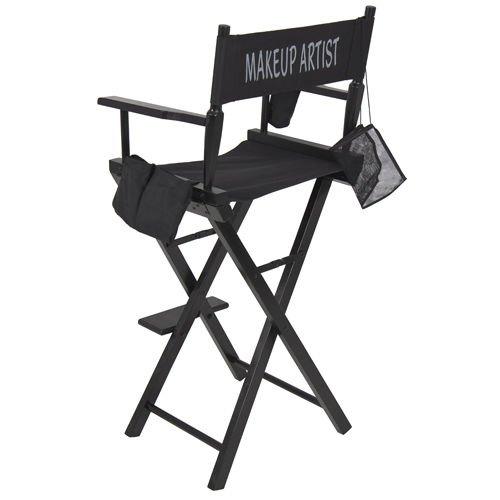 ShOpPeRcHoIcE Makeup Artist Director's Chair Light Weight and Foldable Professional