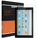 MEGOO Screen Protector for Fire HD 10 Screen Protector [High Definition][Easy Installation] Tempered Glass Screen Protector,Also Suitable for HD 10 Kids Edition Tablet (10 Inch)
