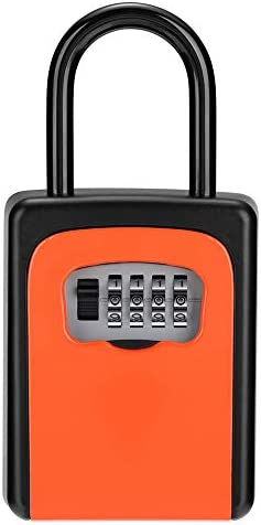 4 Digit Combination Resettable Weatherproof Security product image