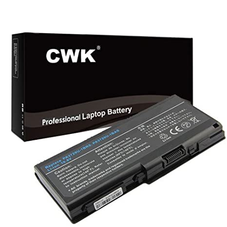 Amazon.com: CWK New Replacement Laptop Notebook Battery for Toshiba