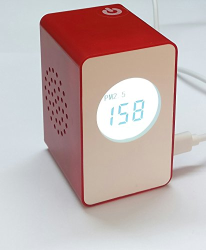 Taciturn Pm 2.5 Test Meter Measures Humidity, Temperature And Pm2.5 Concentration