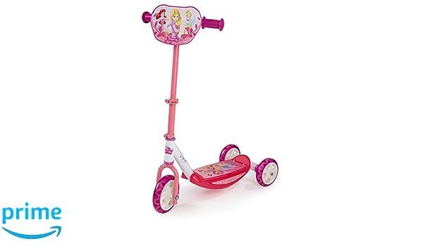 Smoby- Patinete con 3 Ruedas, diseño Princesas (Simba Toys ...