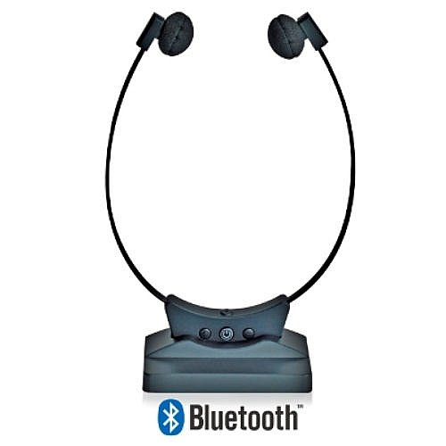 SPECTRA SP-300BT Wireless Transcription Headset With Microphone - Executive Bluetooth Headset