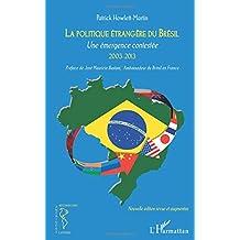 Politique étrangère du Brésil