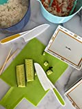 Tovla Jr. Knives for Kids 3-Piece Nylon Kitchen