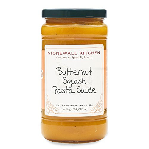 Stonewall Kitchen Gluten-free, Butternut Squash Pasta Sauce, 18.5 Ounces