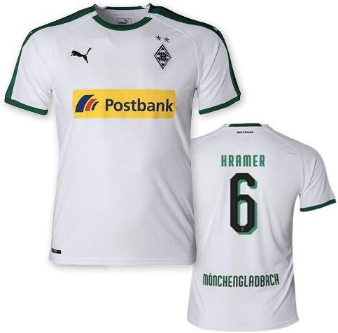 Puma BMG Borussia Mönchengladbach Temporada Niños 2018/19, 6 ...