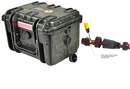 Elephant K100 Custom Made Kayak Battery Box Waterproof