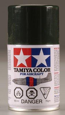 Tamiya Aircraft Spray Lacquer Paint AS-13 Green