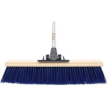 Amazon Com Libman 829 Push Broom With Hard Polymer