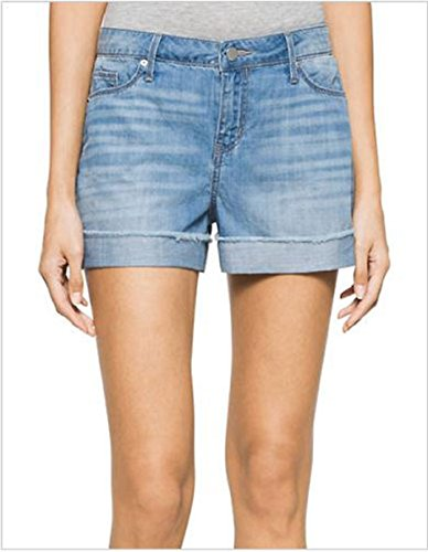 Calvin Klein Womens Cuffed Shorts product image