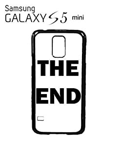 The End Game Over Movie Mobile Cell Phone Case Samsung Galaxy S5 Mini Black