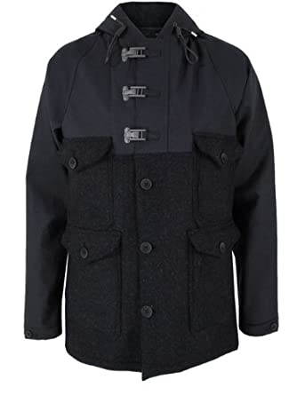 904bb2abe447e1 Nigel Cabourn Classic Navy Cameraman Jacket XL  Amazon.co.uk  Clothing