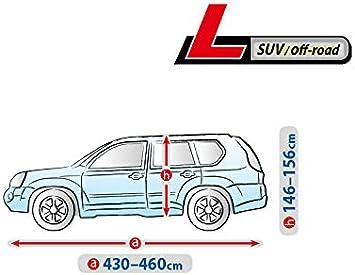 Vollgarage Universelle Autoabdeckung Schutzh/ülle Faltengarage M1 BD-BASIC-20-M1 Kegel Blazusiak Autoplane Basic Line