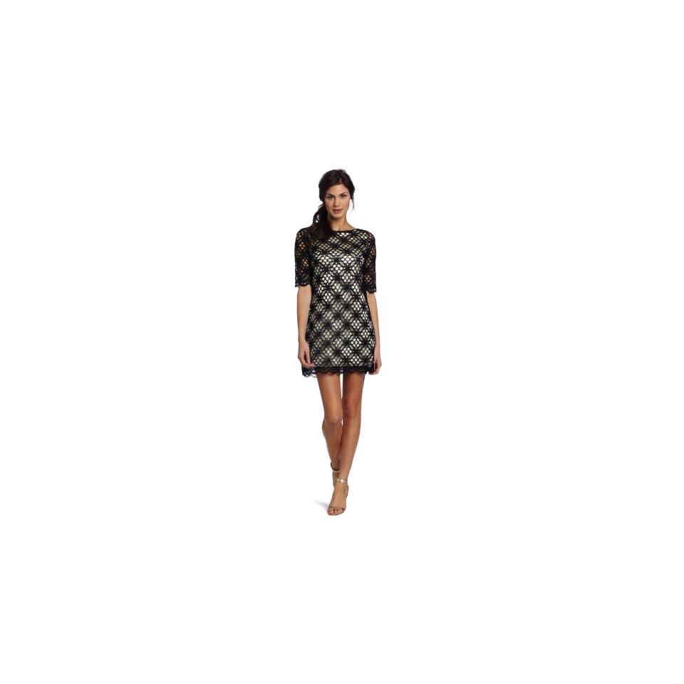 Jax Womens Crochet Dress