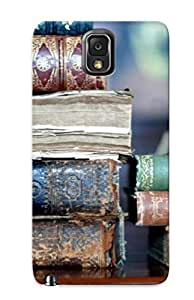 Awesome Design Old Books Hard Case Cover For Galaxy Note 3(gift For Lovers)