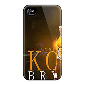 Iphone 6 Cases Covers - Slim Fit Protector Shock Absorbent Cases (kobe Bryant)