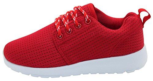 Pantofole per rossa ragazza tessili Airtech 4H781n