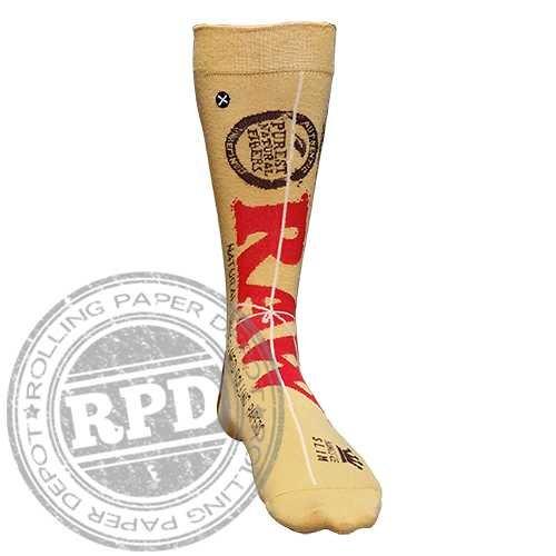(Raw Cotton Socks Size 10-13 Odd Sox )